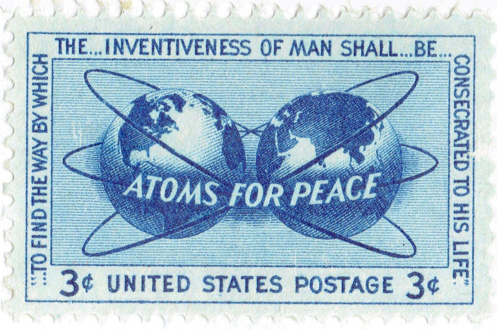 United States - Scott #1070 (1955)